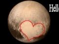 Pluton w obiektywie sondy New Horizons. Fot. NASA