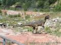 Sarkozaur w Parku Nauki i Rozrywki w Krasiejowie. Fot. Tomasz Płosa