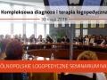 III Ogólnopolskie Logopedyczne Seminarium Naukowe pt. Kompleksowa diagnoza i terapia logopedyczna