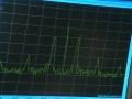 Sygnał potwierdzający poprawne wejście sondy Trace Gas Orbiter na orbitę Marsa. Fot. ESA