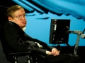 Stephen Hawking. Fot. NASA (via Flickr as NASA HQ PHOTO)