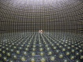 Super-Kamiokande, ultraczuły detektor neutrin. Fot. Kamioka Observatory, ICRR (Institute for Cosmic Ray Research), The University of Tokyo
