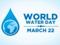 Logotyp Światowego Dnia Wody 2018