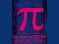 Plakat XII edycji święta liczby Pi