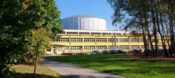Reaktor MARIA (fot. Marcin Jakubowski)